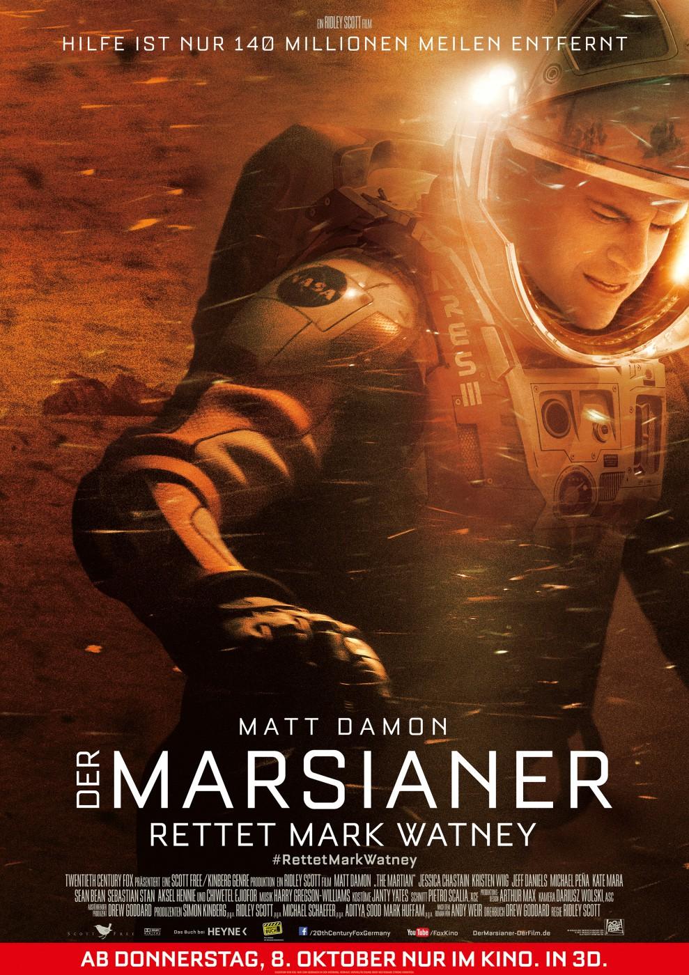 Der Marsianer Netflix