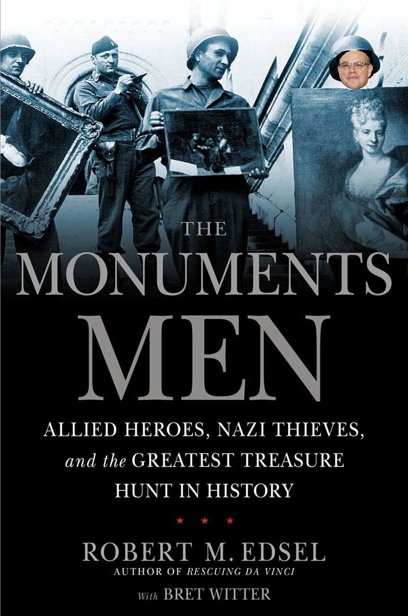The Monuments Men DVD ...
