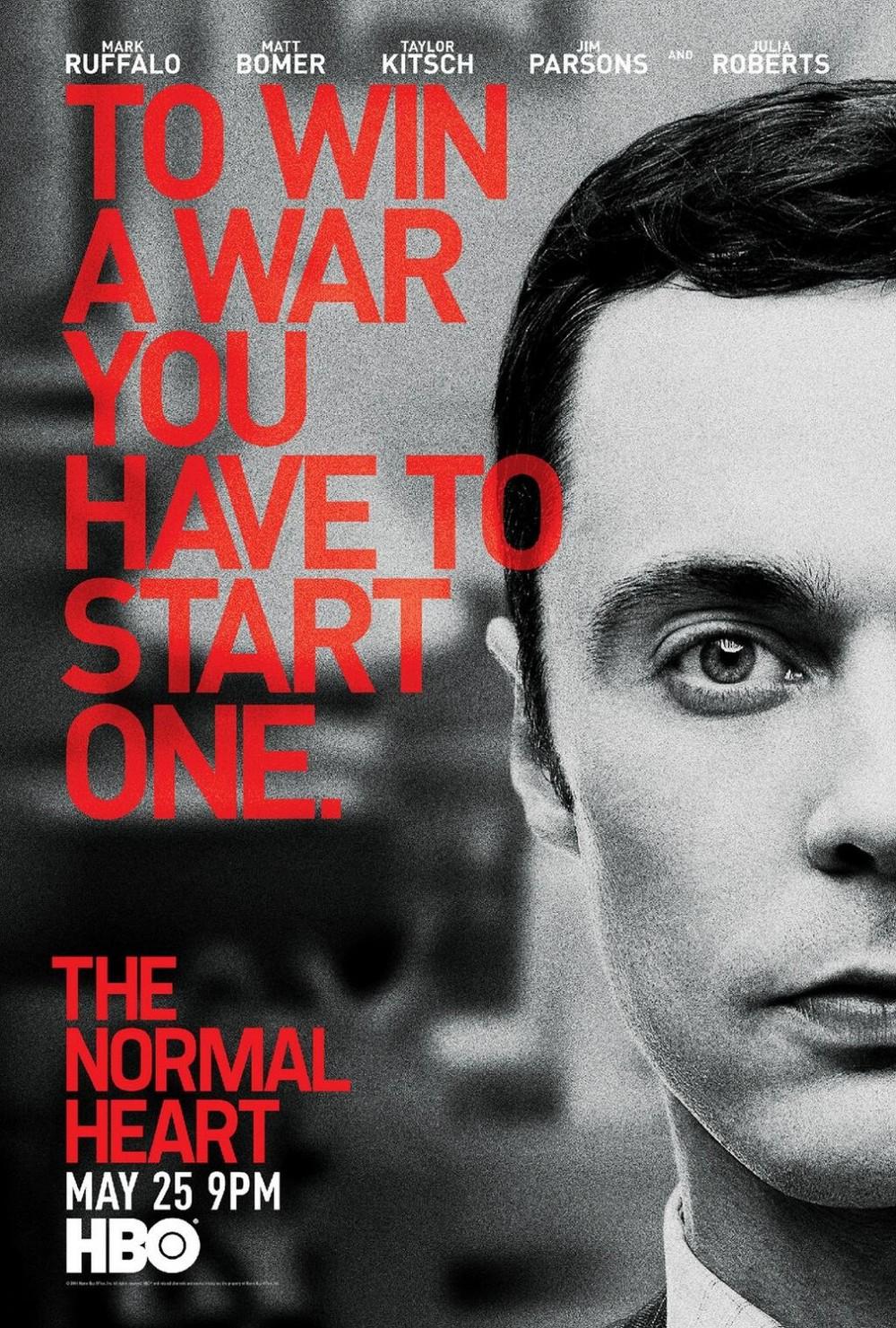 The Normal Heart DVD Release Date | Redbox, Netflix ... | 1000 x 1481 jpeg 567kB