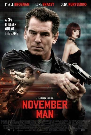 the november man dvd release date redbox netflix