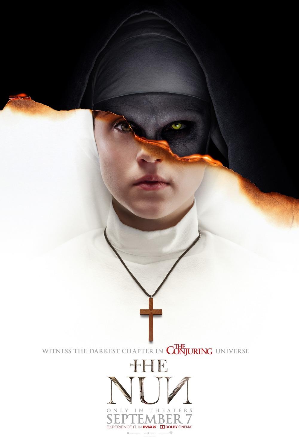 The Nun Netflix