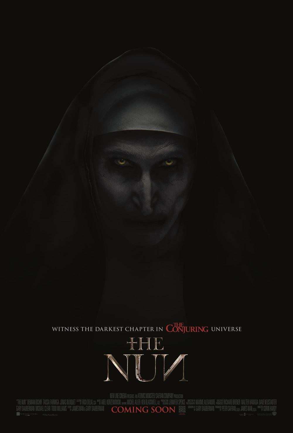 The Nun Dvd