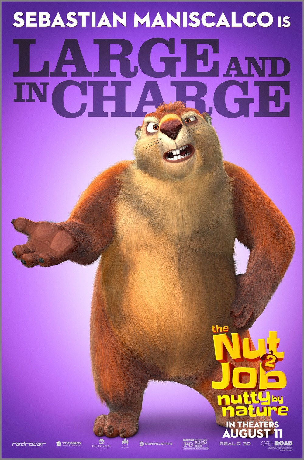 the nut job release date A new animated comedy the nut job 2: nutty by nature, the continuation of a beloved story is to be released in the summer of 2017.