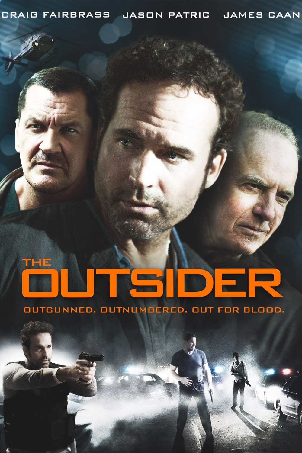 The Outsider DVD Release Date | Redbox, Netflix, iTunes, Amazon