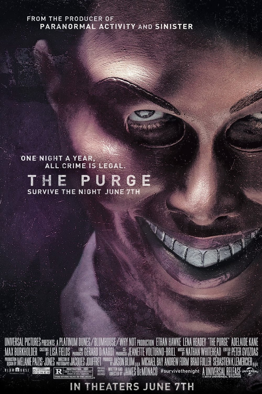 The Purge DVD Release Date