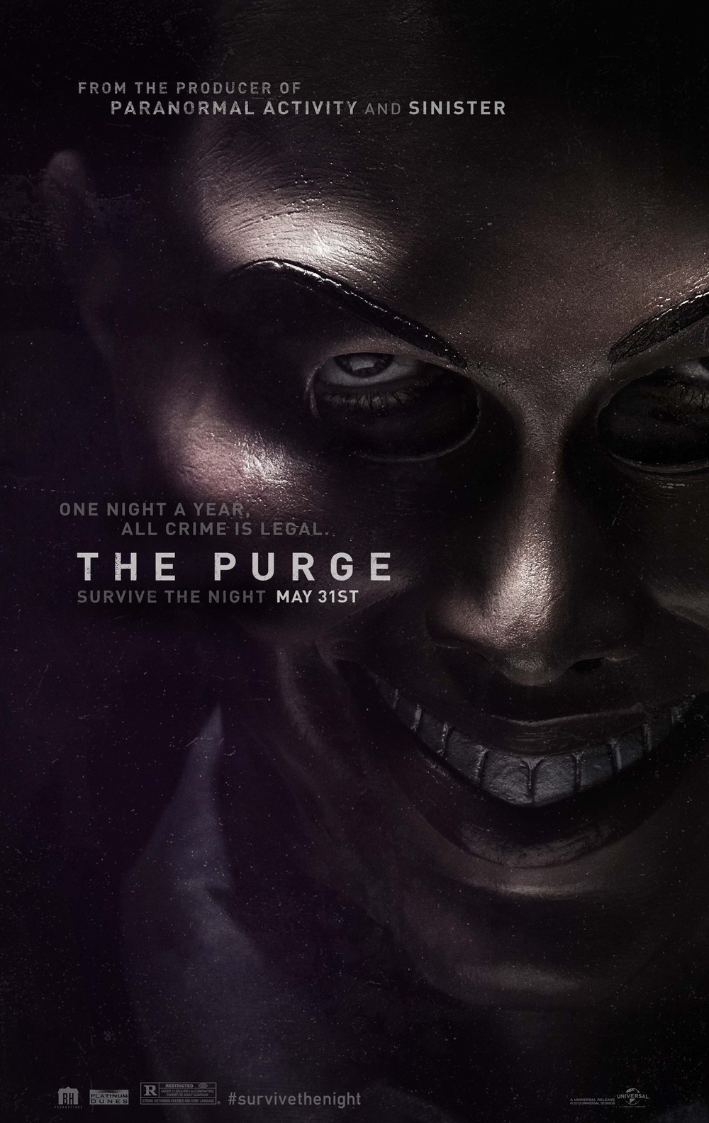 The Purge DVD Release ...