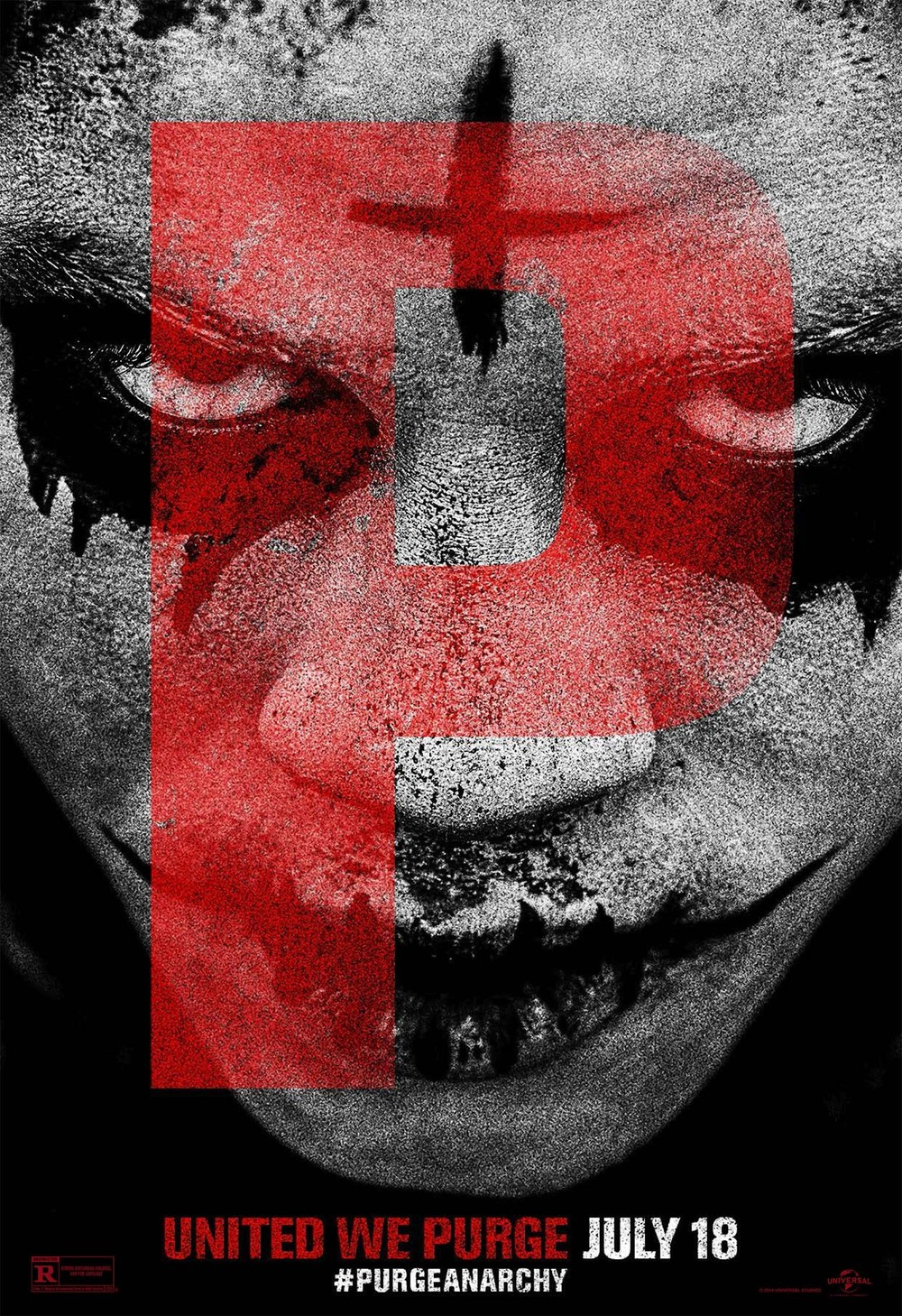 the purge  anarchy dvd release date