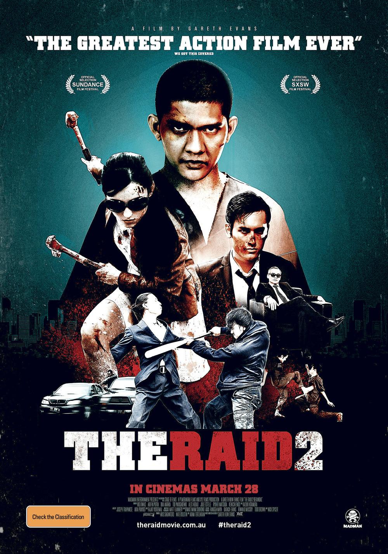 The Raid Netflix