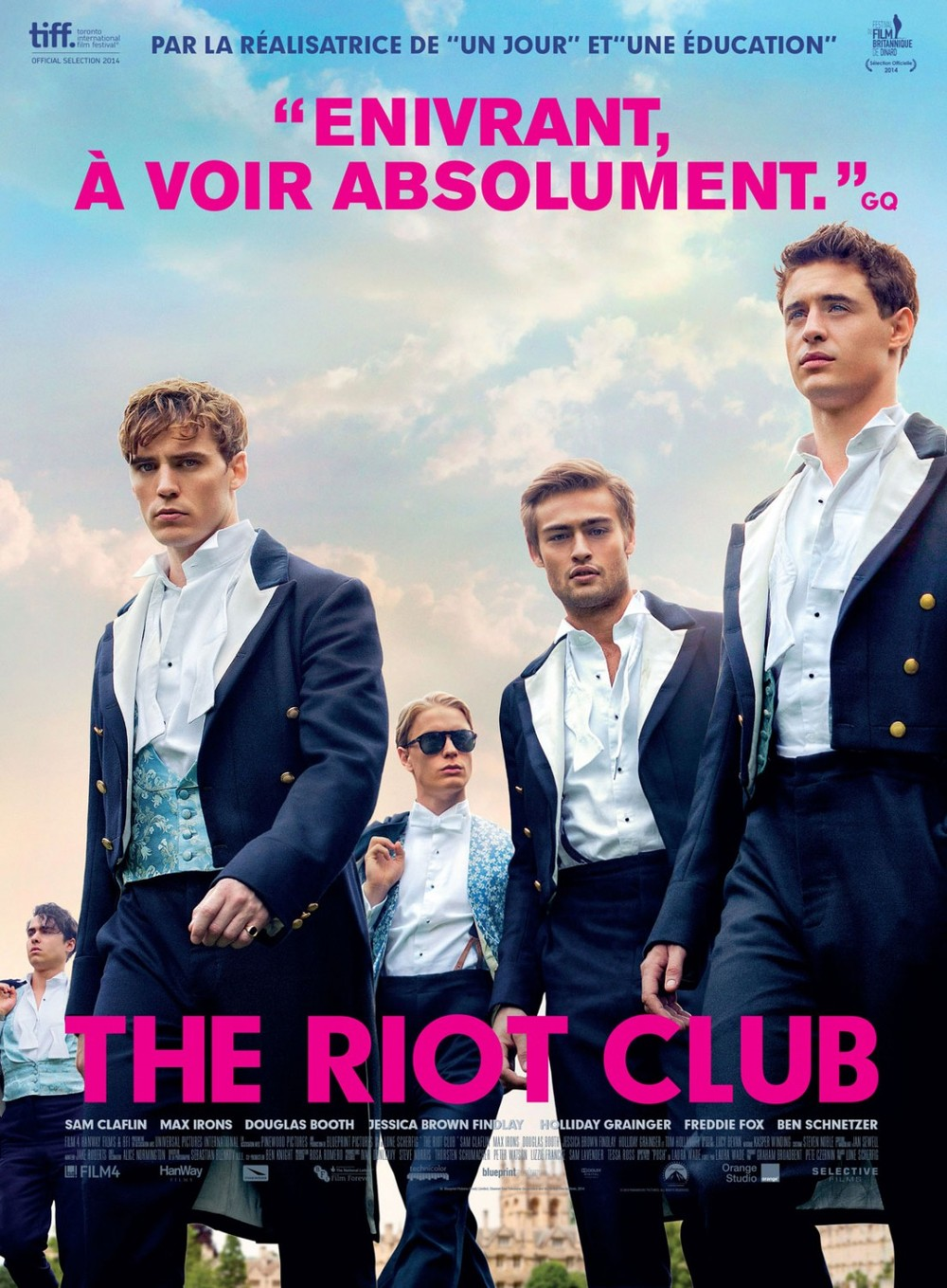 the riot club dvd release date redbox netflix itunes amazon. Black Bedroom Furniture Sets. Home Design Ideas