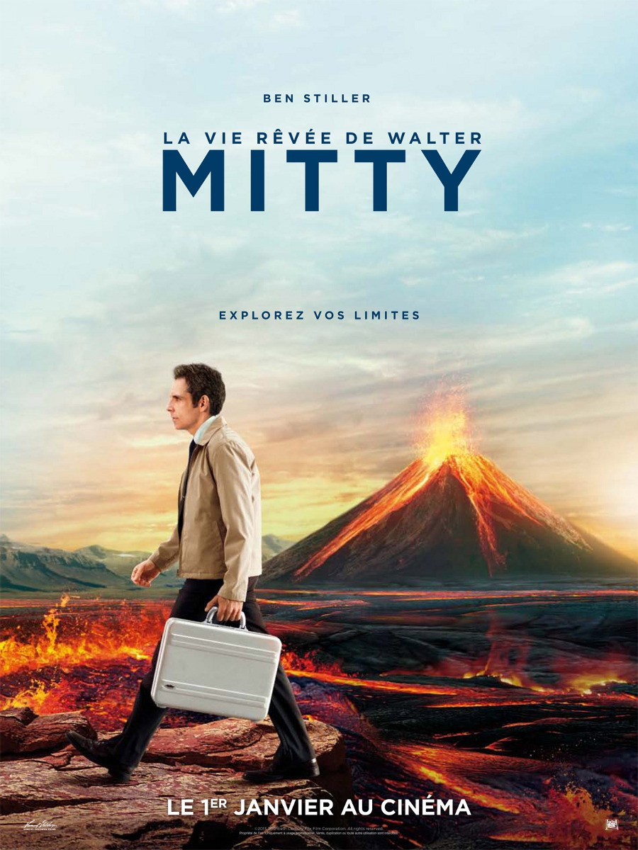 The Secret Life of Walter Mitty DVD Release Date | Redbox ...