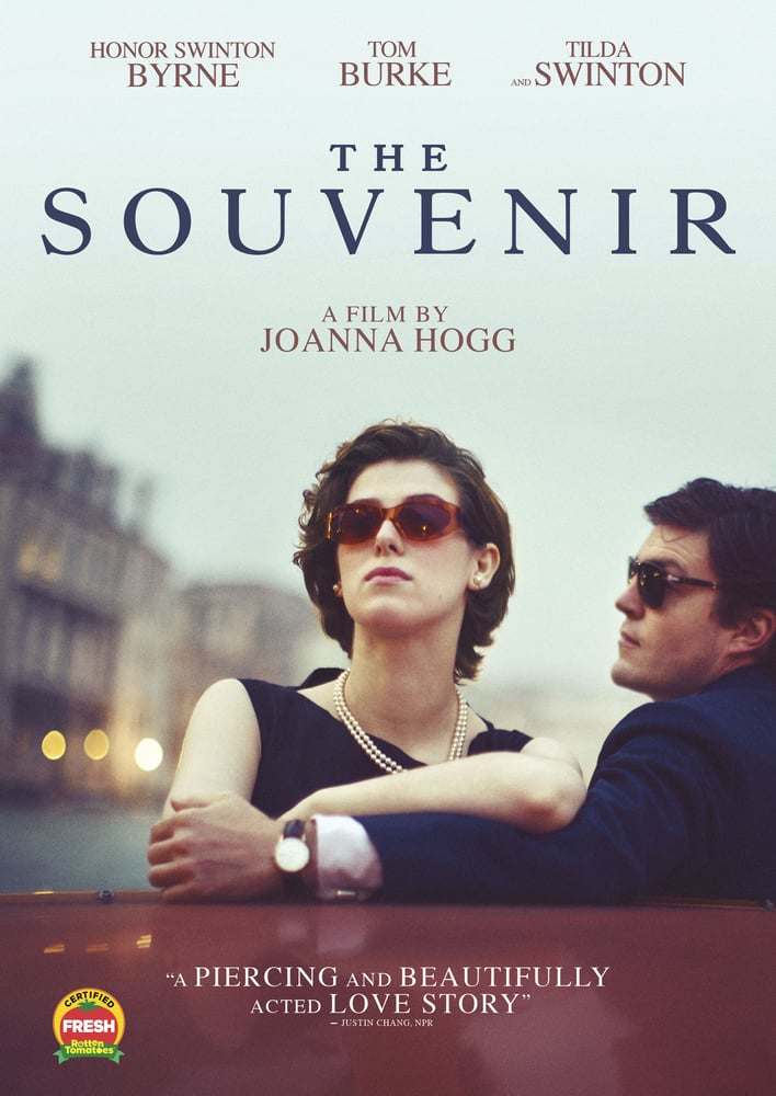 Image result for The Souvenir hd poster