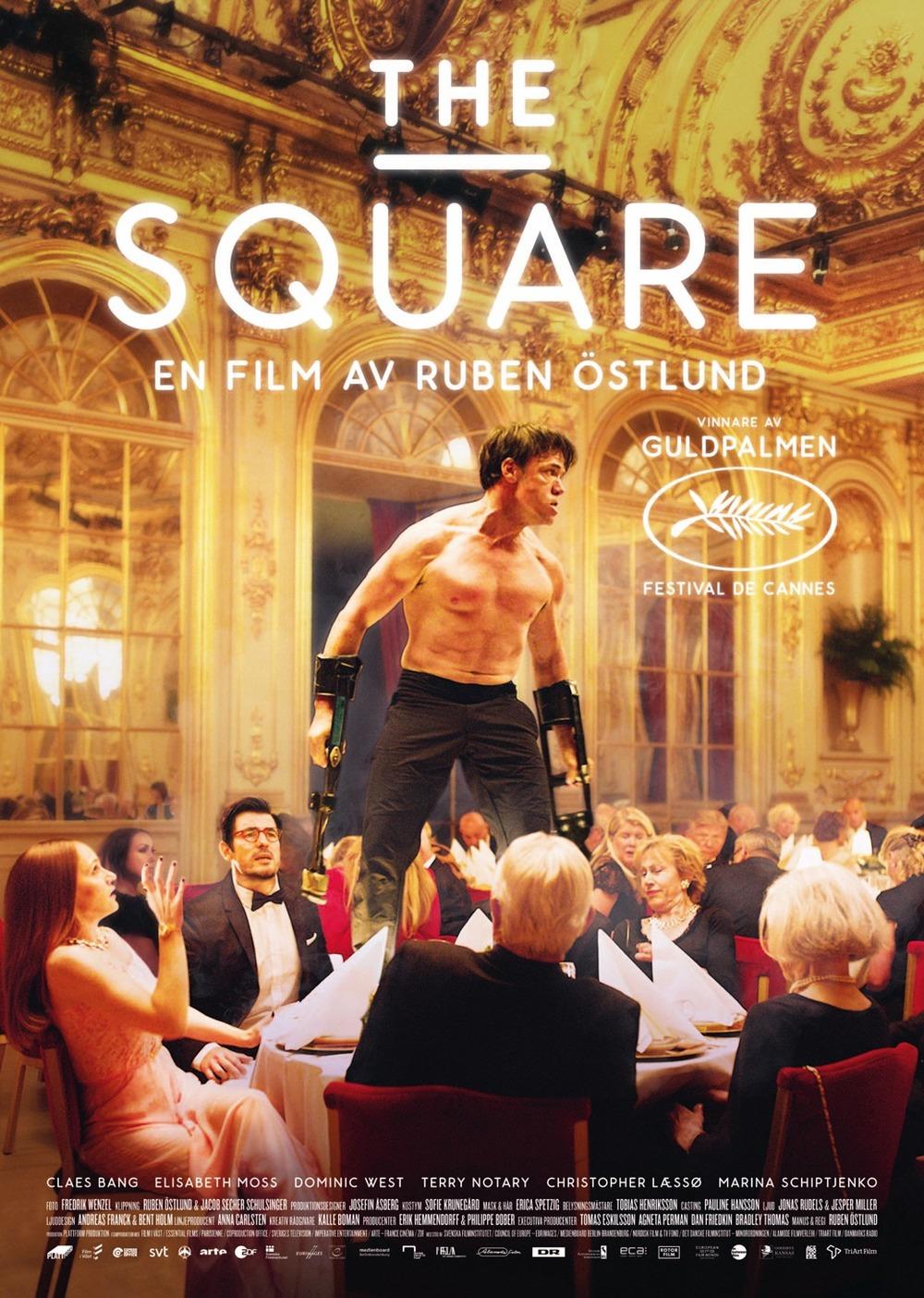 The Square Movie