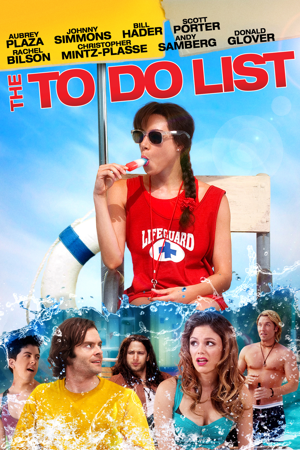 The To Do List DVD Release Date | Redbox, Netflix, iTunes ...