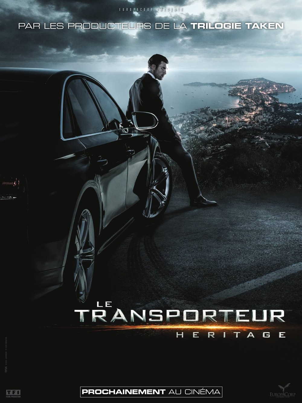 the transporter refueled stream
