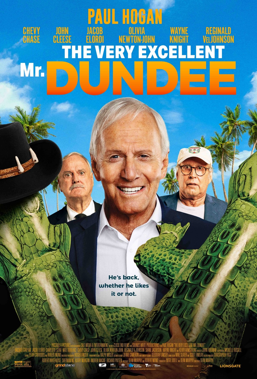 The Very Excellent Mr Dundee Dvd Release Date Redbox Netflix Itunes Amazon