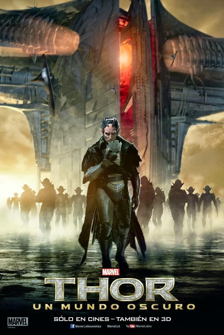 Thor: The Dark World DVD Release Date