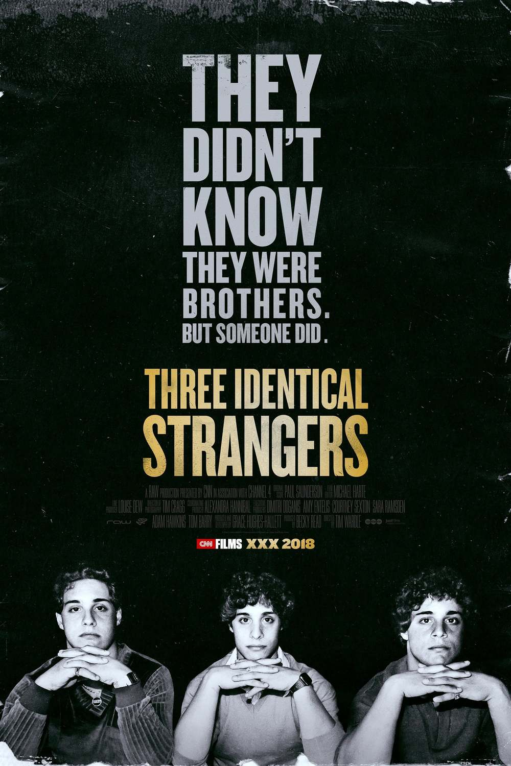 Three Identical Strangers DVD Release Date | Redbox, Netflix, iTunes, Amazon
