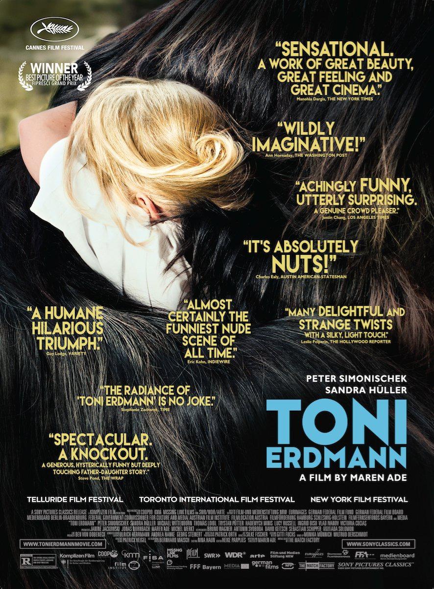 Film Forum · TONI ERDMANN