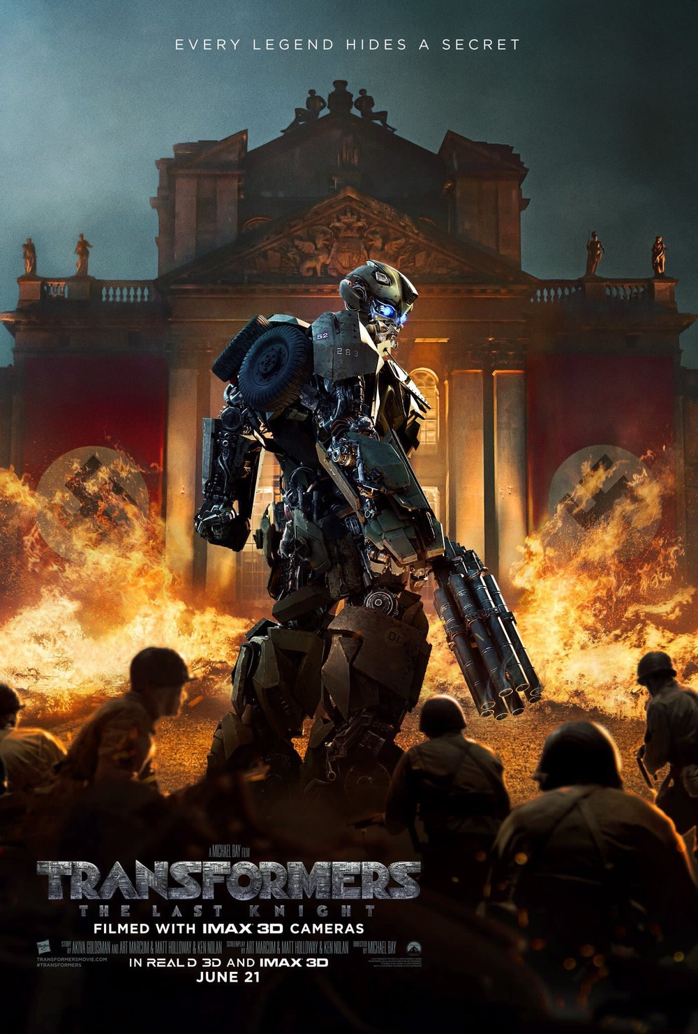 Transformers The Last Knight Stream Kinox