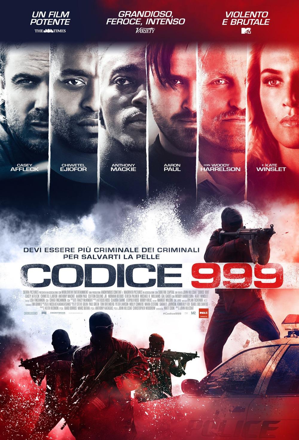 Code 999 Film