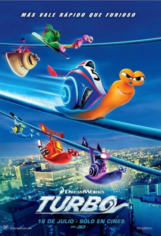 Turbo Dvd Release Date Redbox Netflix Itunes Amazon