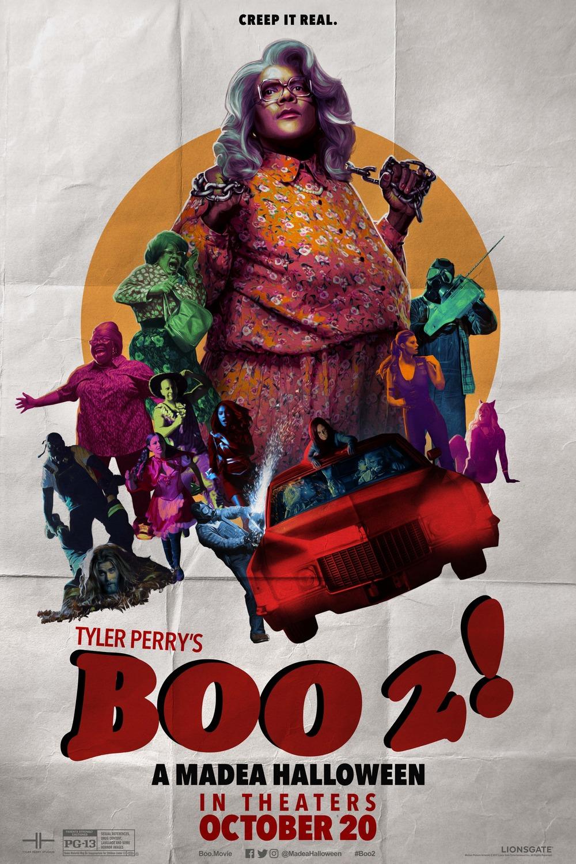 Boo 2! A Madea Halloween DVD Release Date | Redbox, Netflix ...