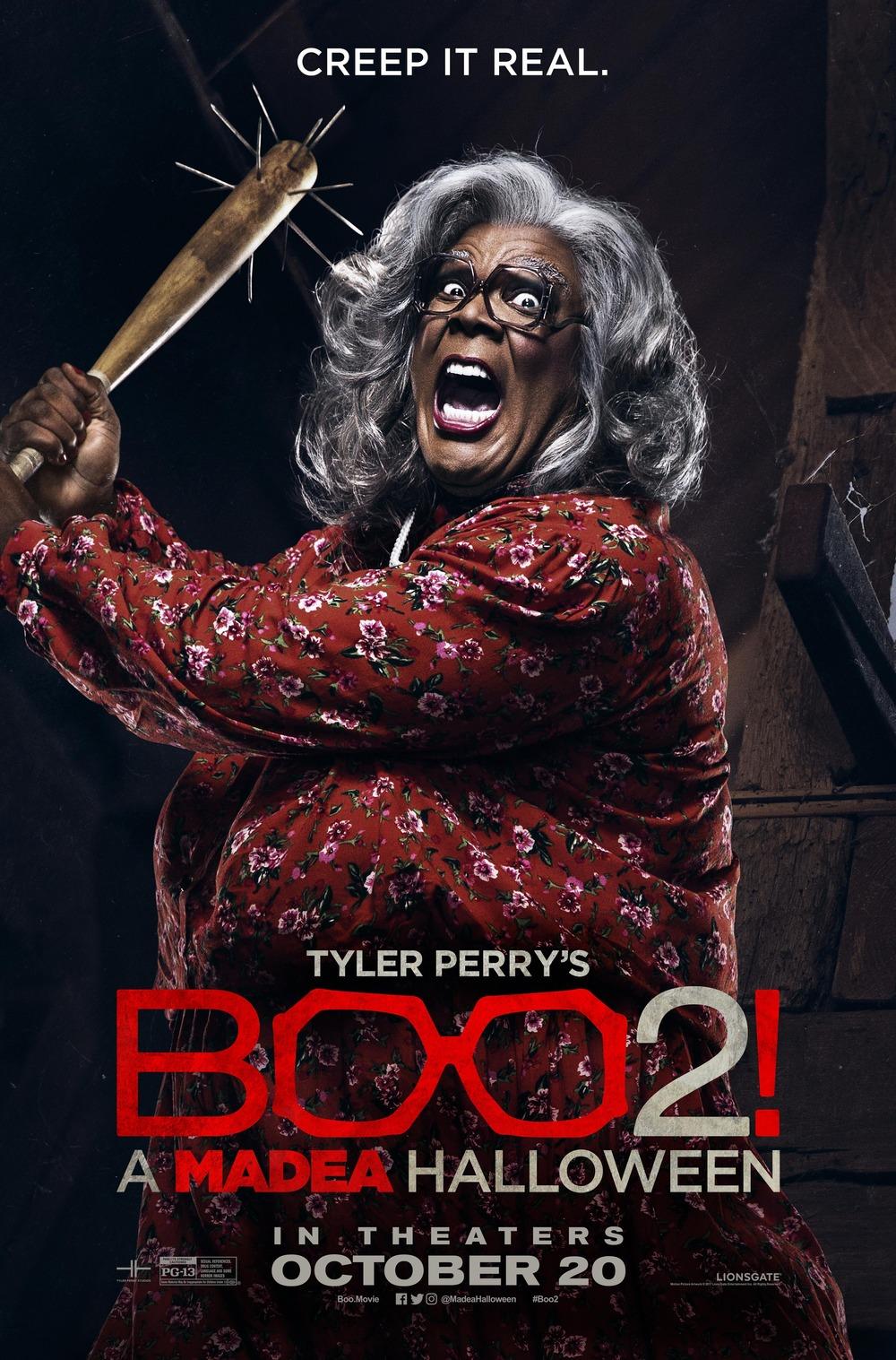 Boo 2! A Madea Halloween