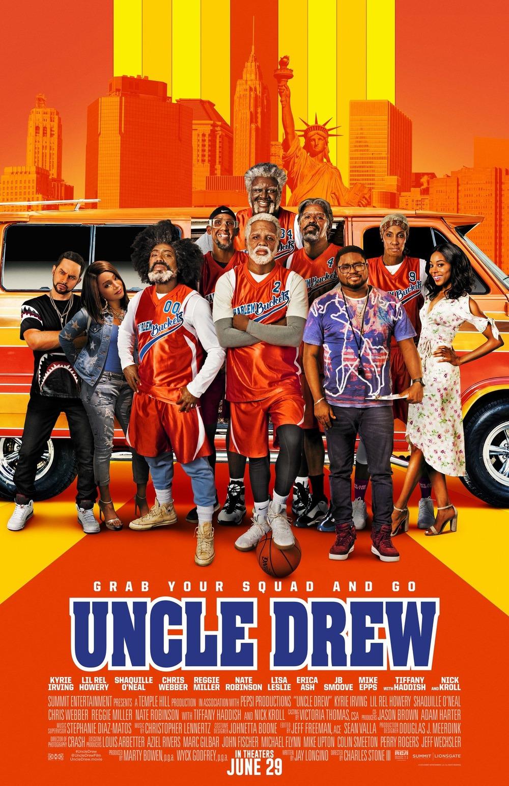 e9f0c6691c1 Uncle Drew DVD Release Date