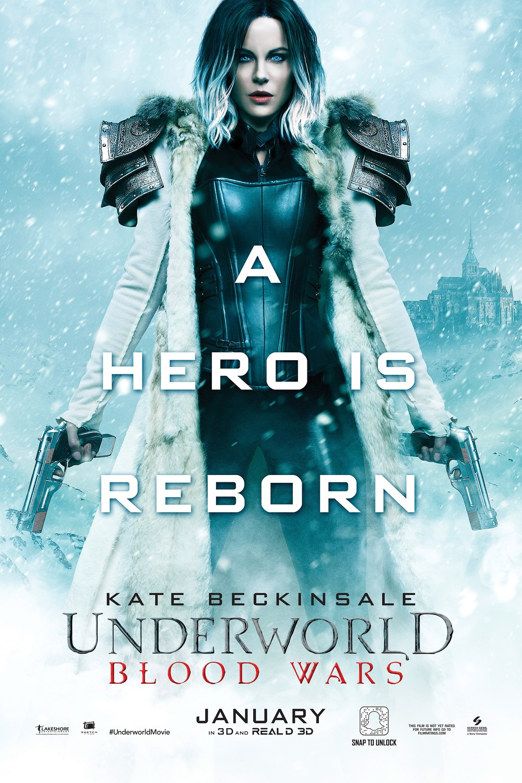 underworld blood wars dvd