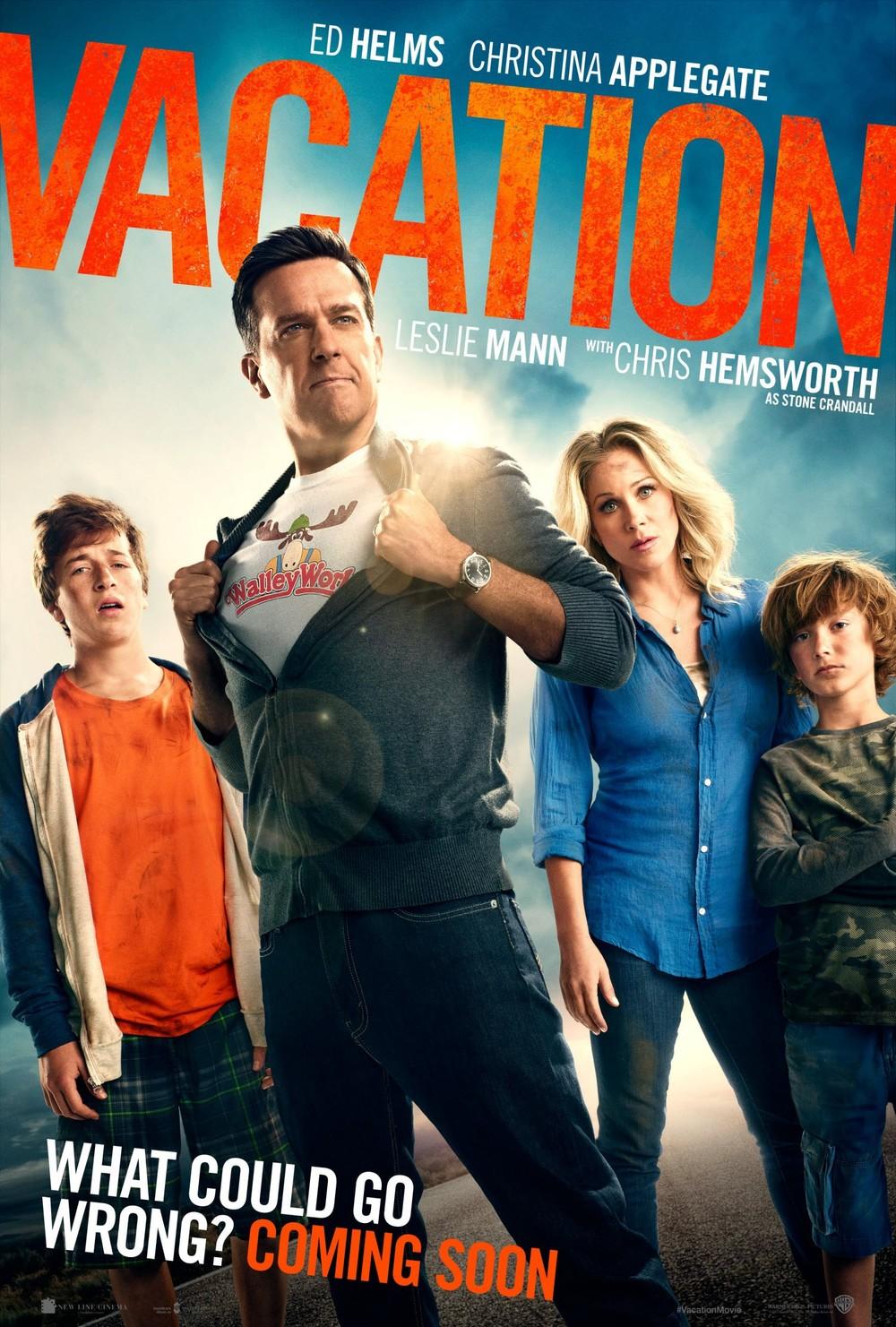 Vacation DVD Release Date | Redbox, Netflix, iTunes, Amazon