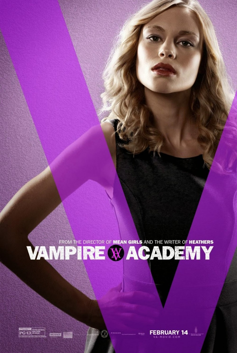 Vampire Academy Kinox