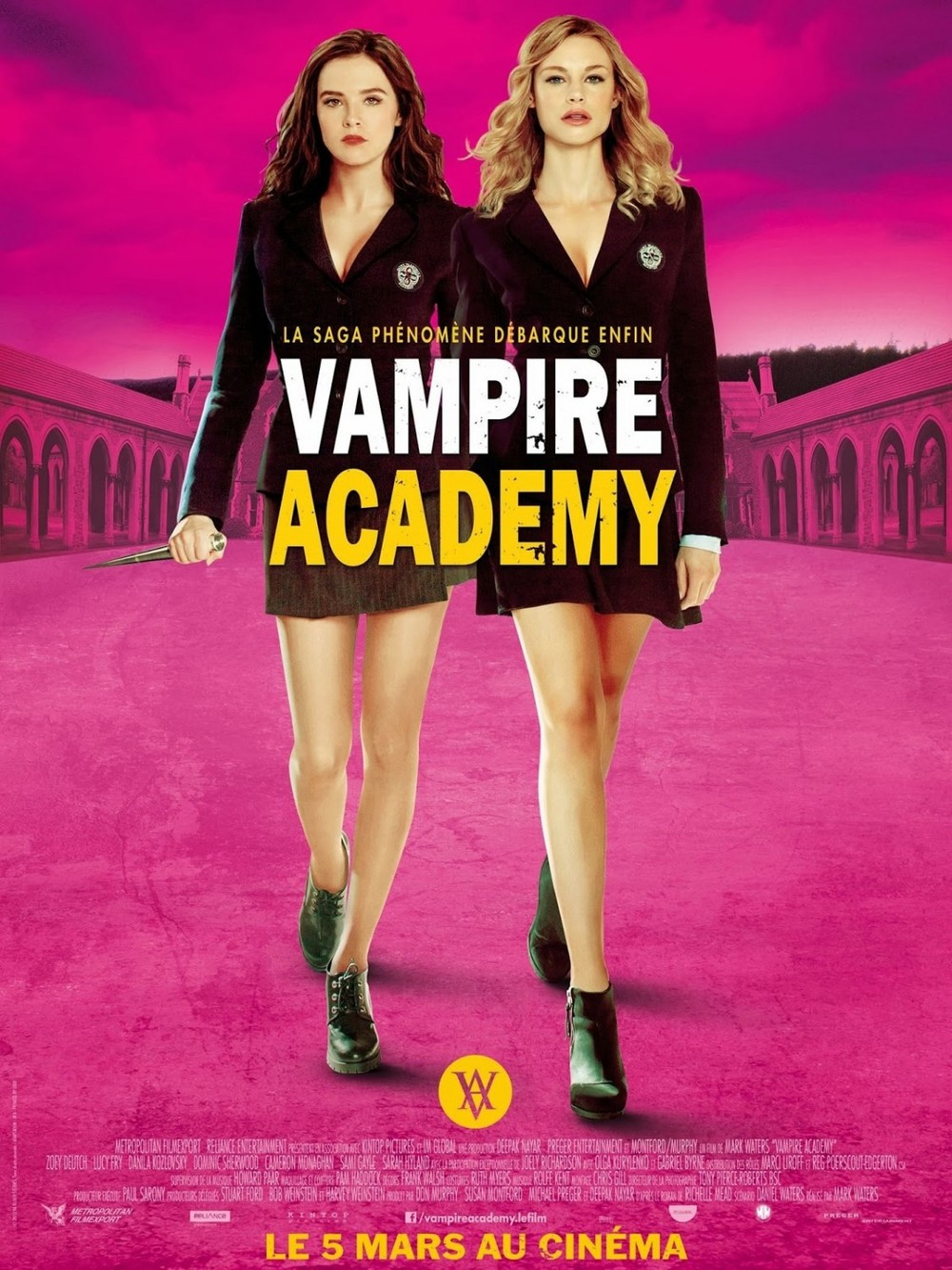 Vampire Academy Netflix