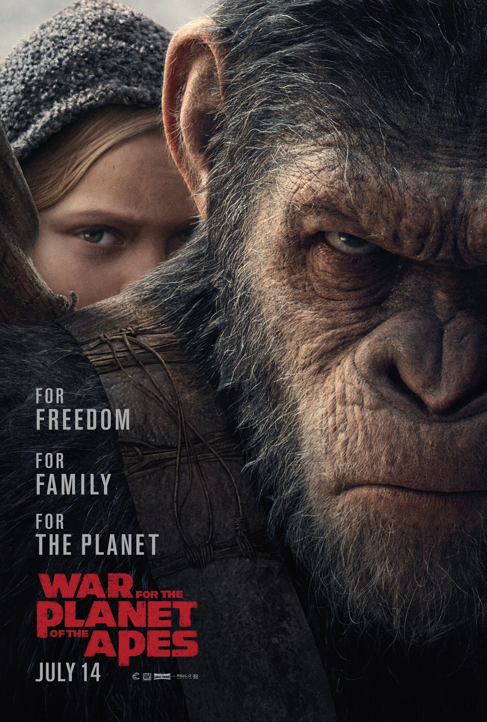 War for the Planet of the Apes DVD Release Date | Redbox ...