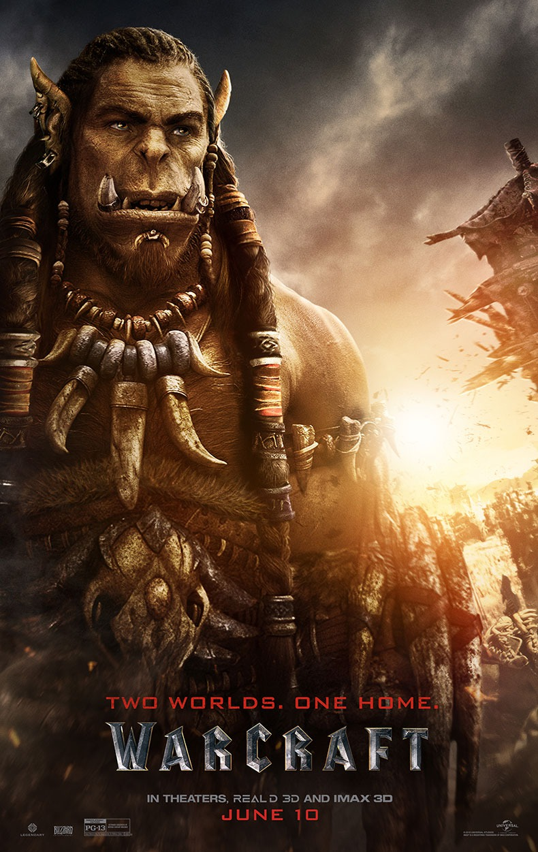 Warcraft The Beginning Dvd