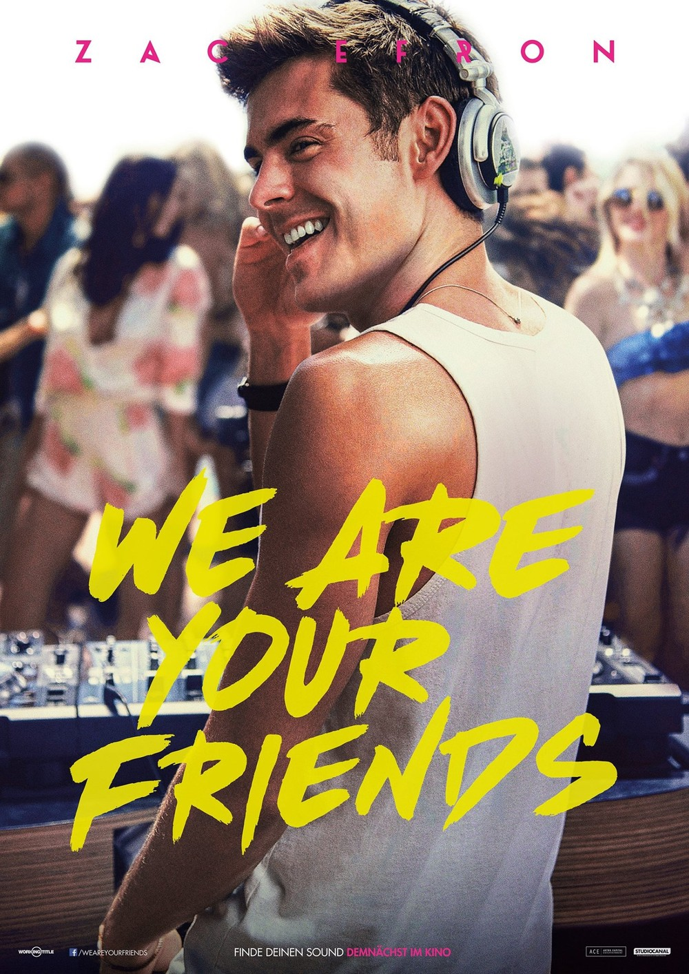 We Are Your Friends DV...