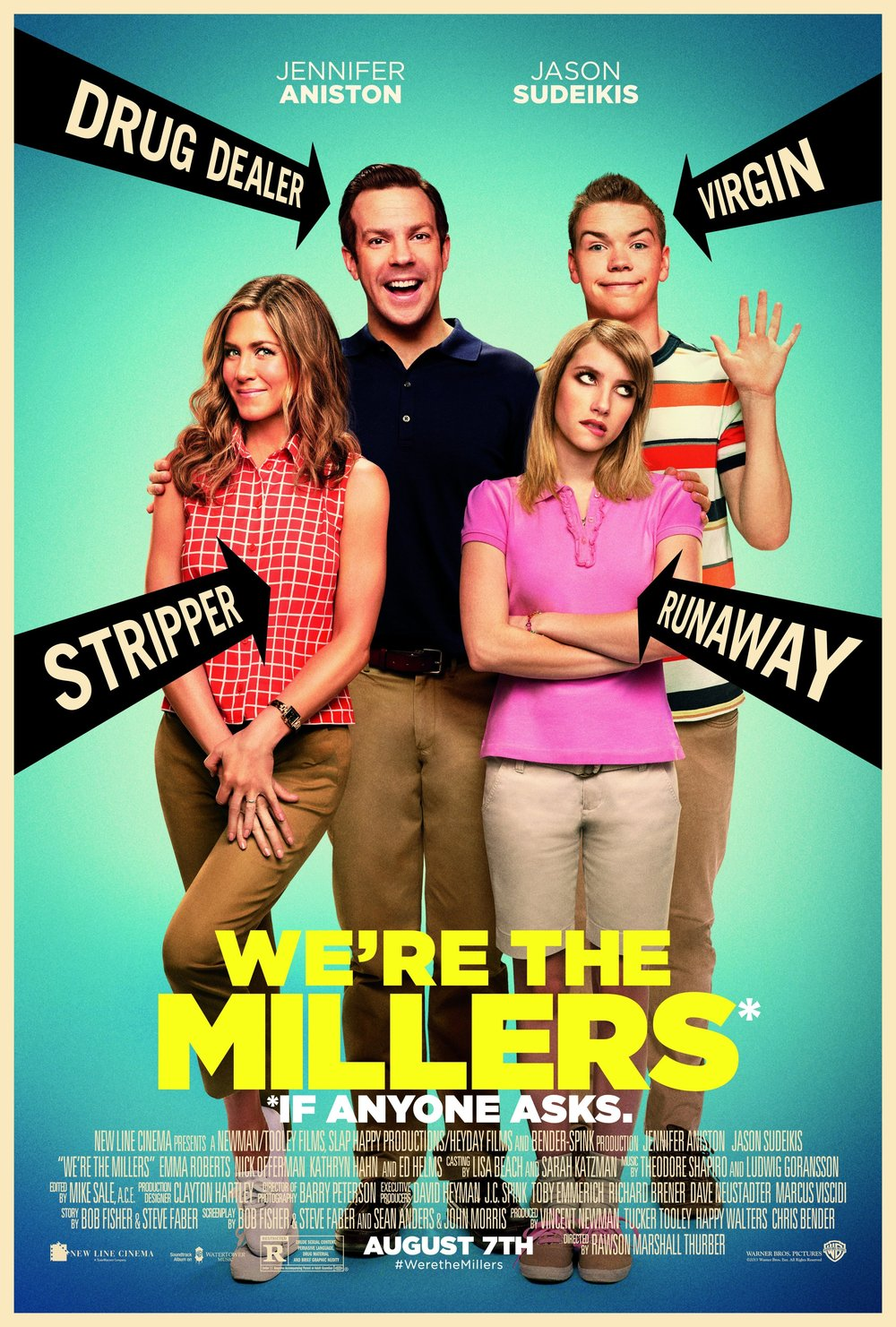 We're the Millers DVD Release Date | Redbox, Netflix