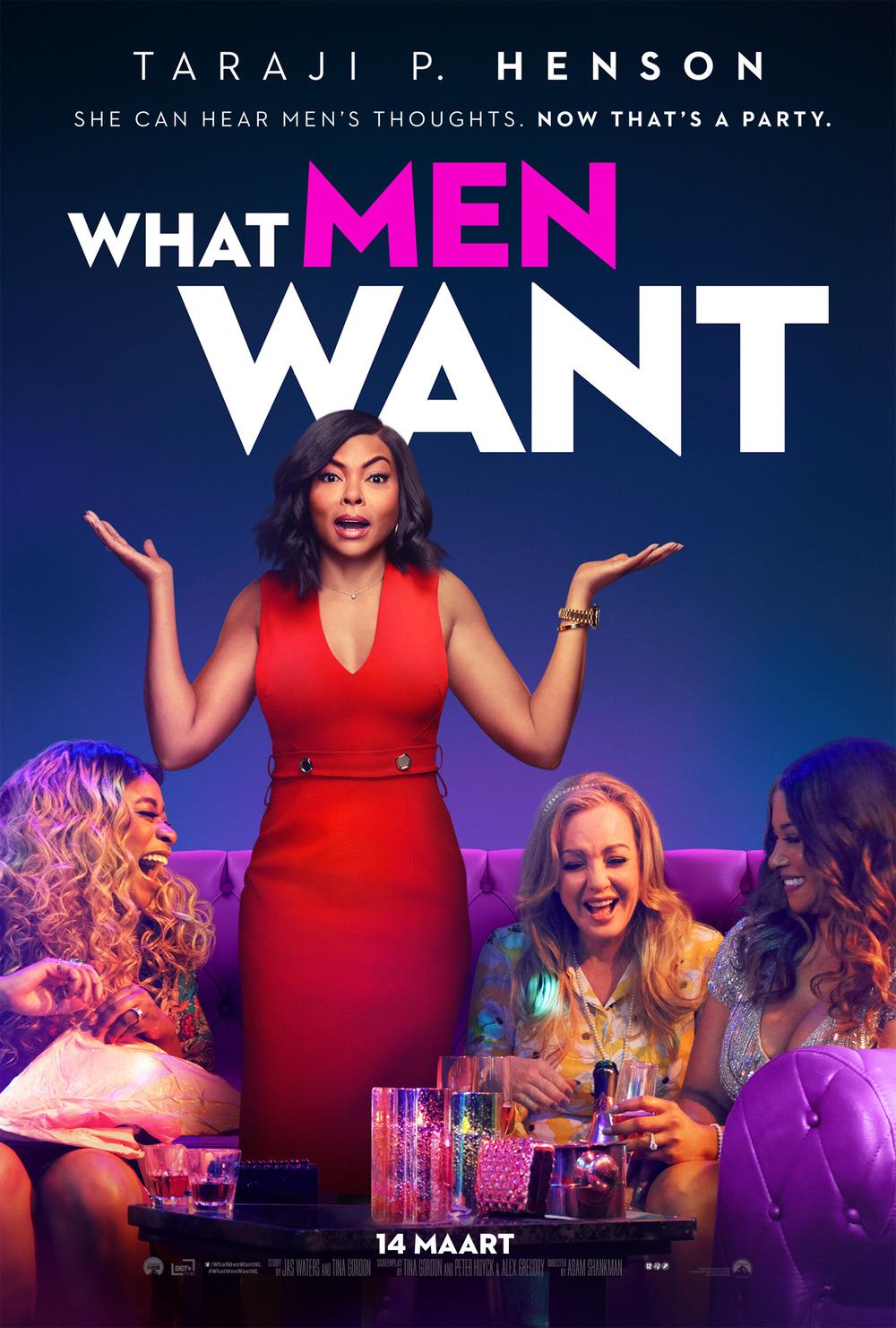What Men Want DVD Release Date   Redbox, Netflix, iTunes, Amazon