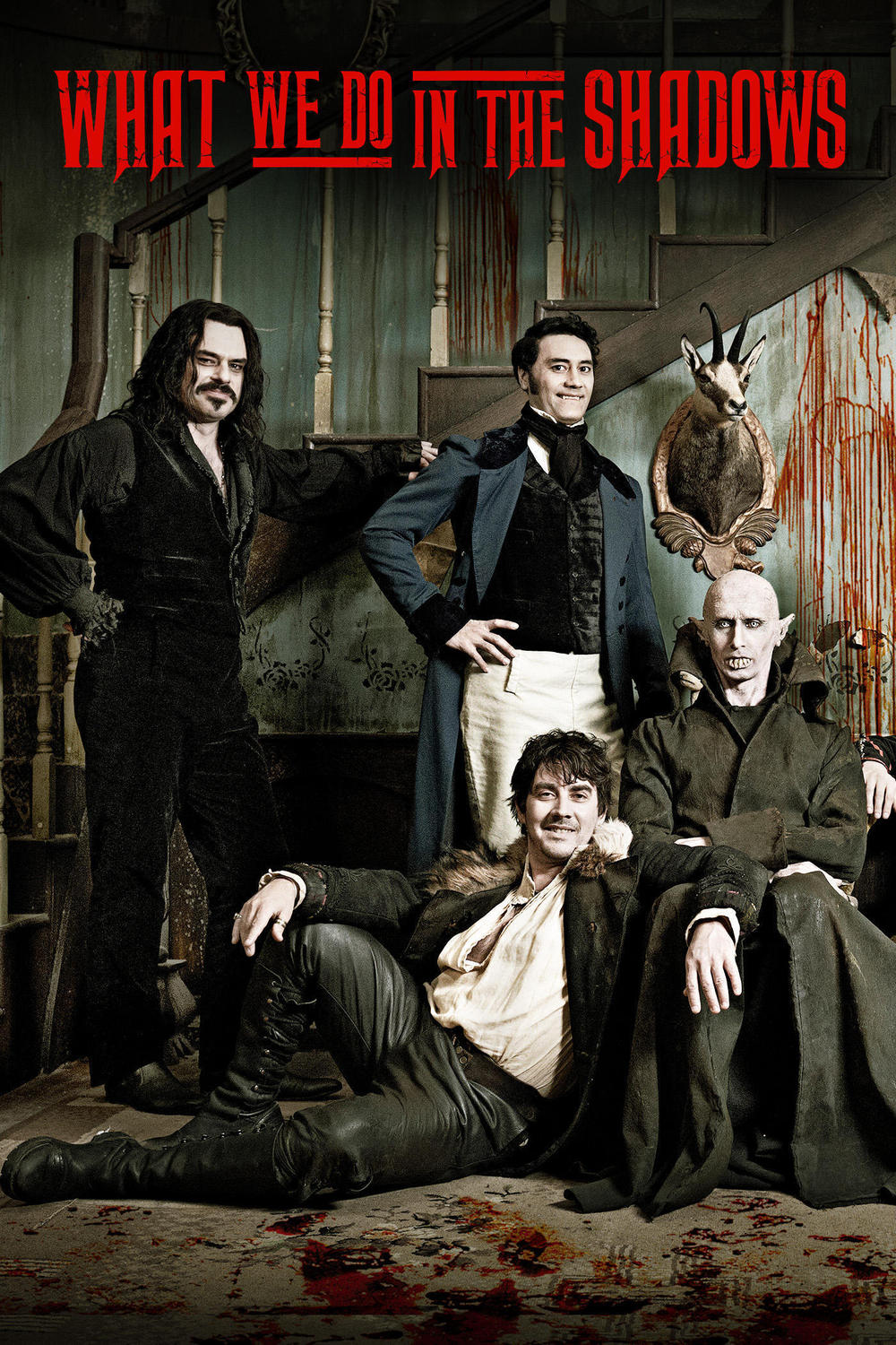 What We Do In The Shadows Dvd