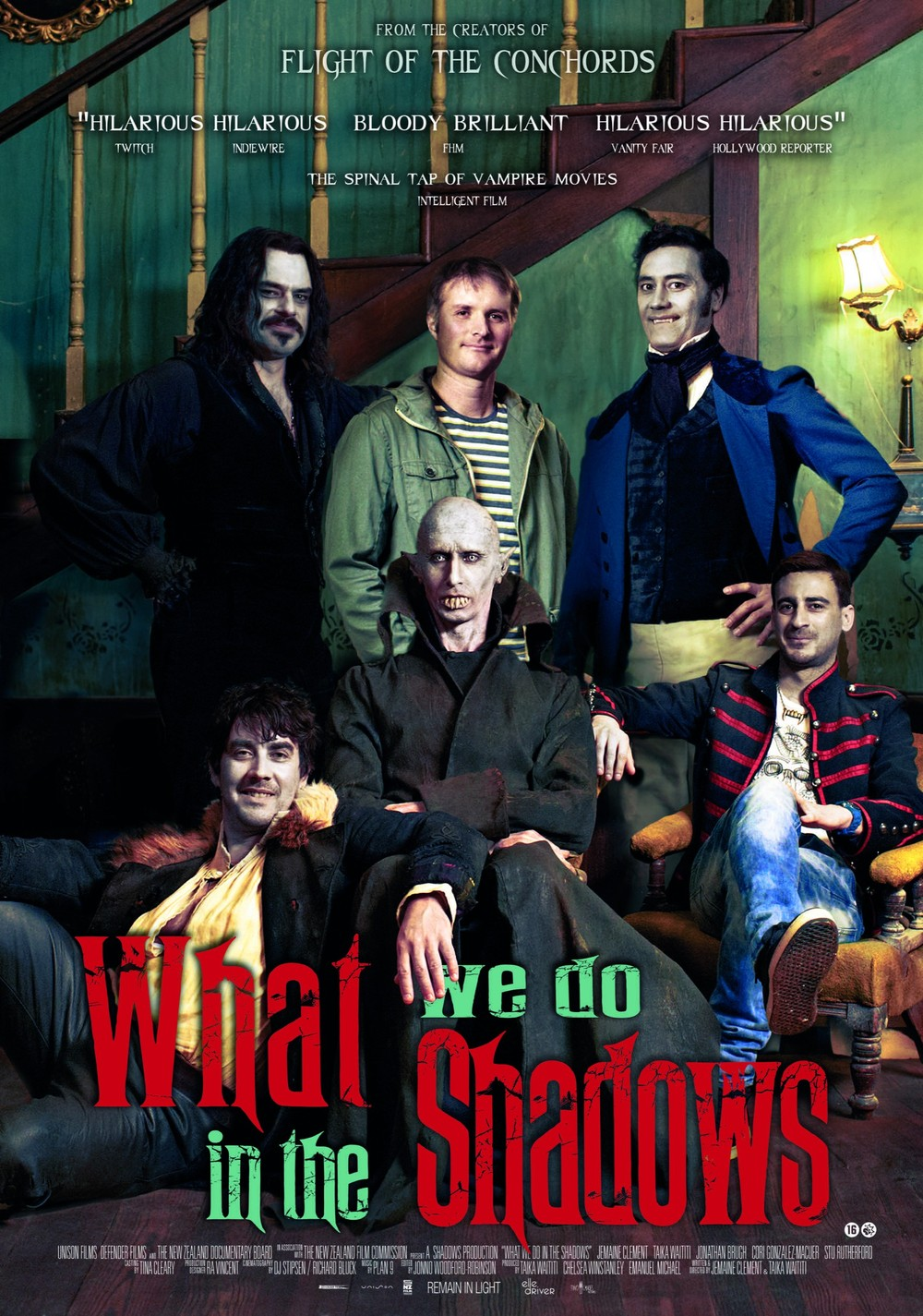 What We Do In The Shadows Dvd Release Date Redbox