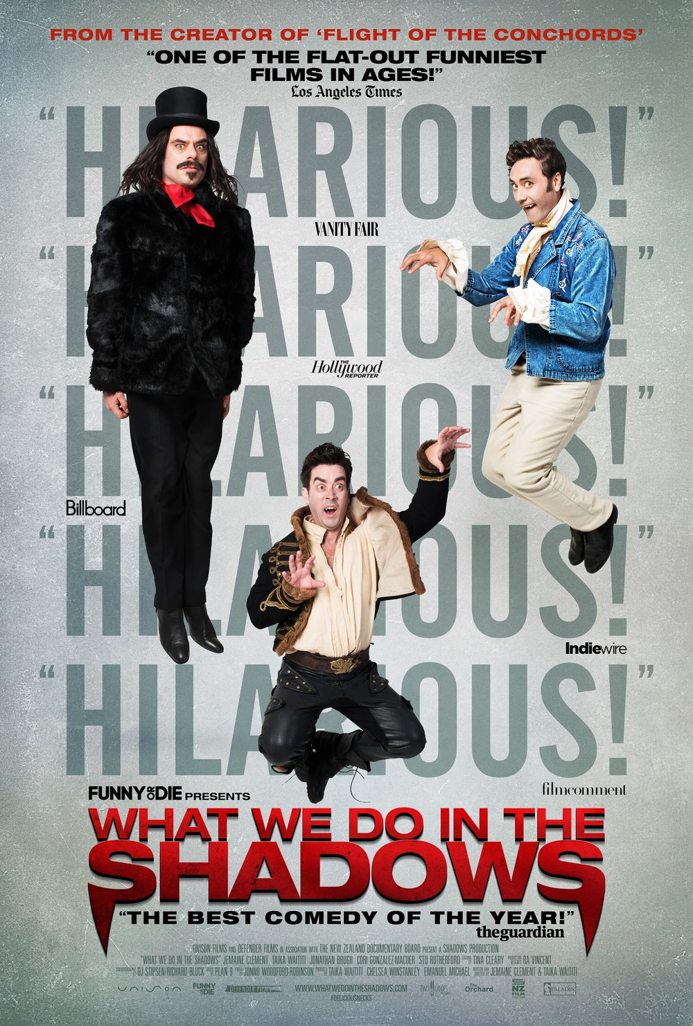 What We Do In The Shadows Netflix