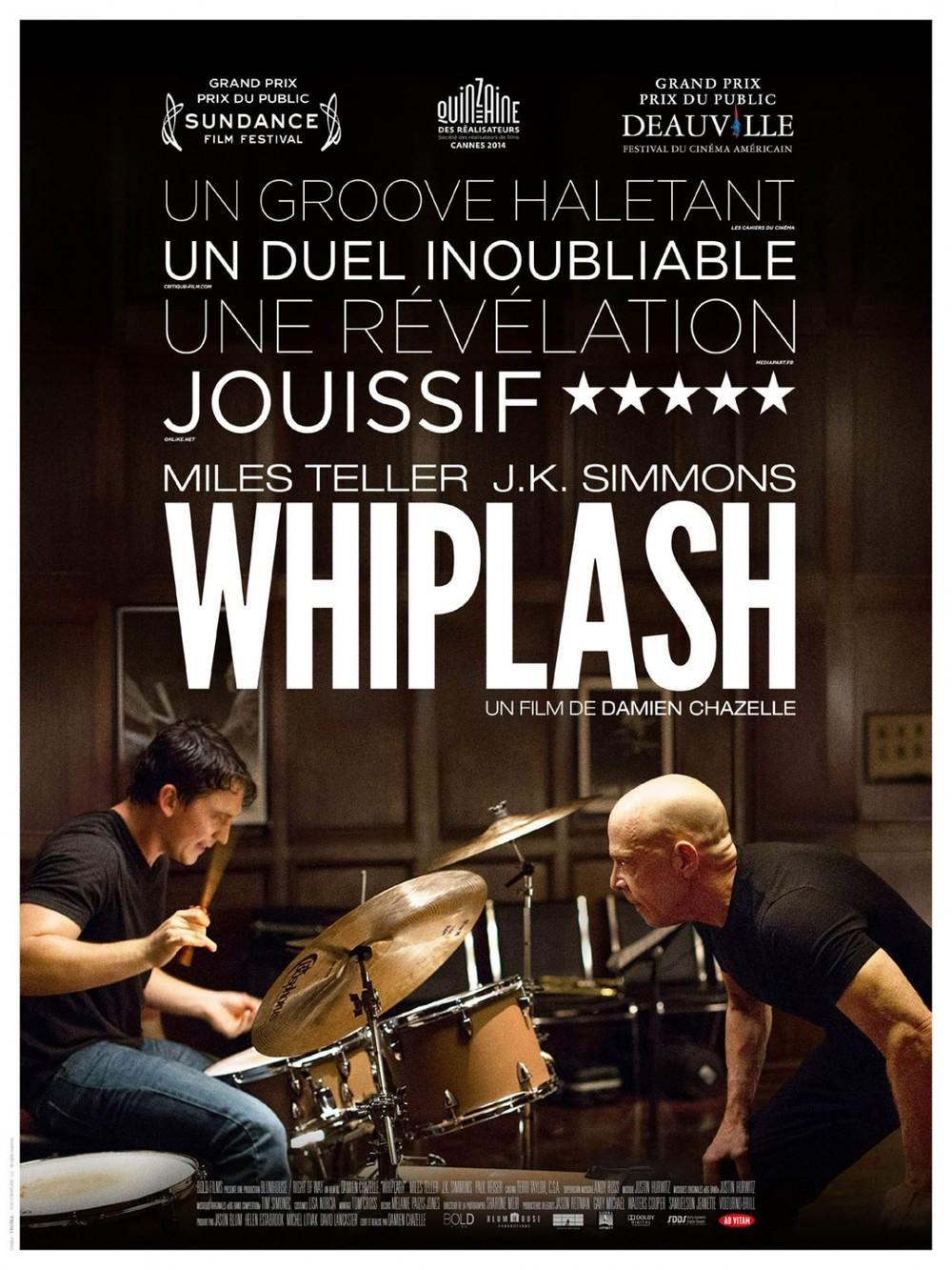whiplash netflix