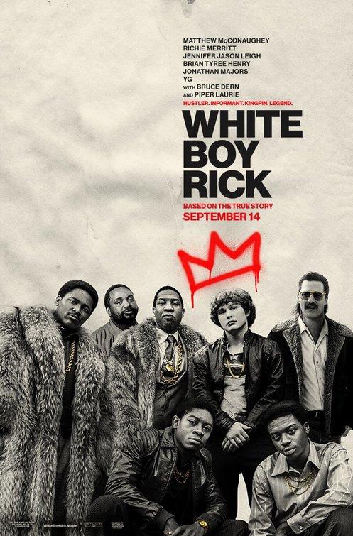 White Boy Rick DVD Release Date | Redbox, Netflix, iTunes, Amazon