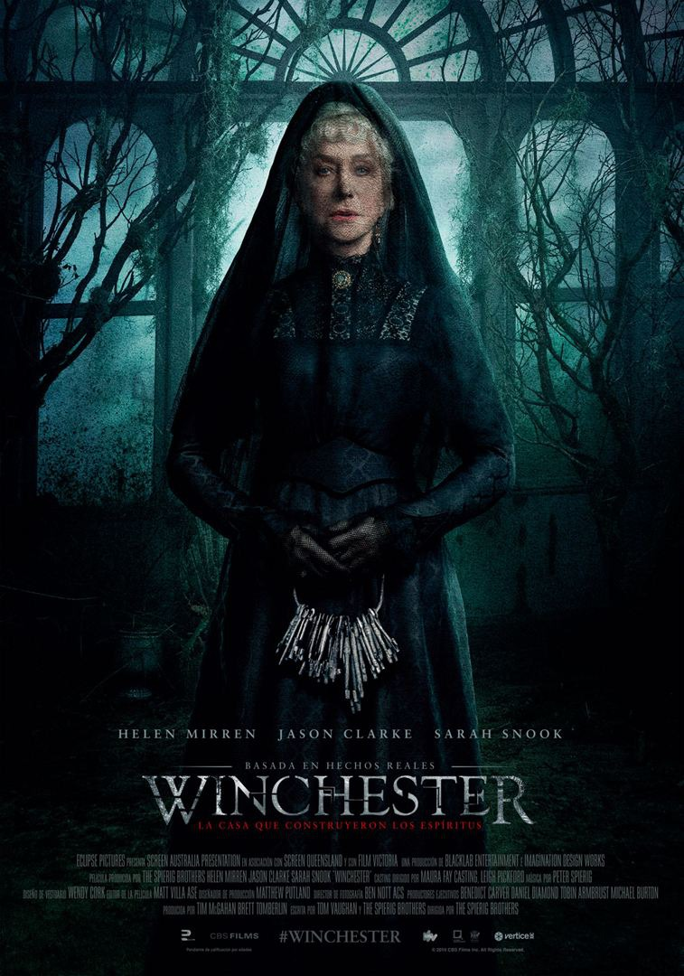 Winchester house movie
