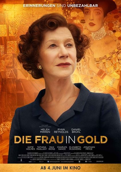 Woman in Gold DVD Release Date | Redbox, Netflix, iTunes, Amazon