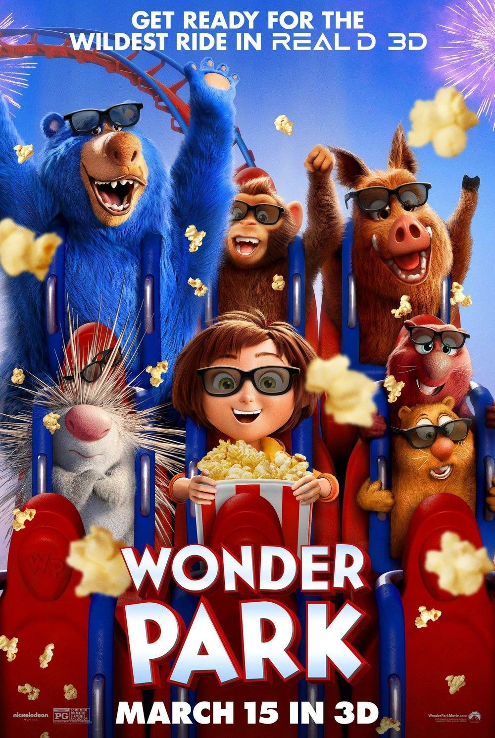 Wonder Park DVD Release Date | Redbox, Netflix, iTunes, Amazon
