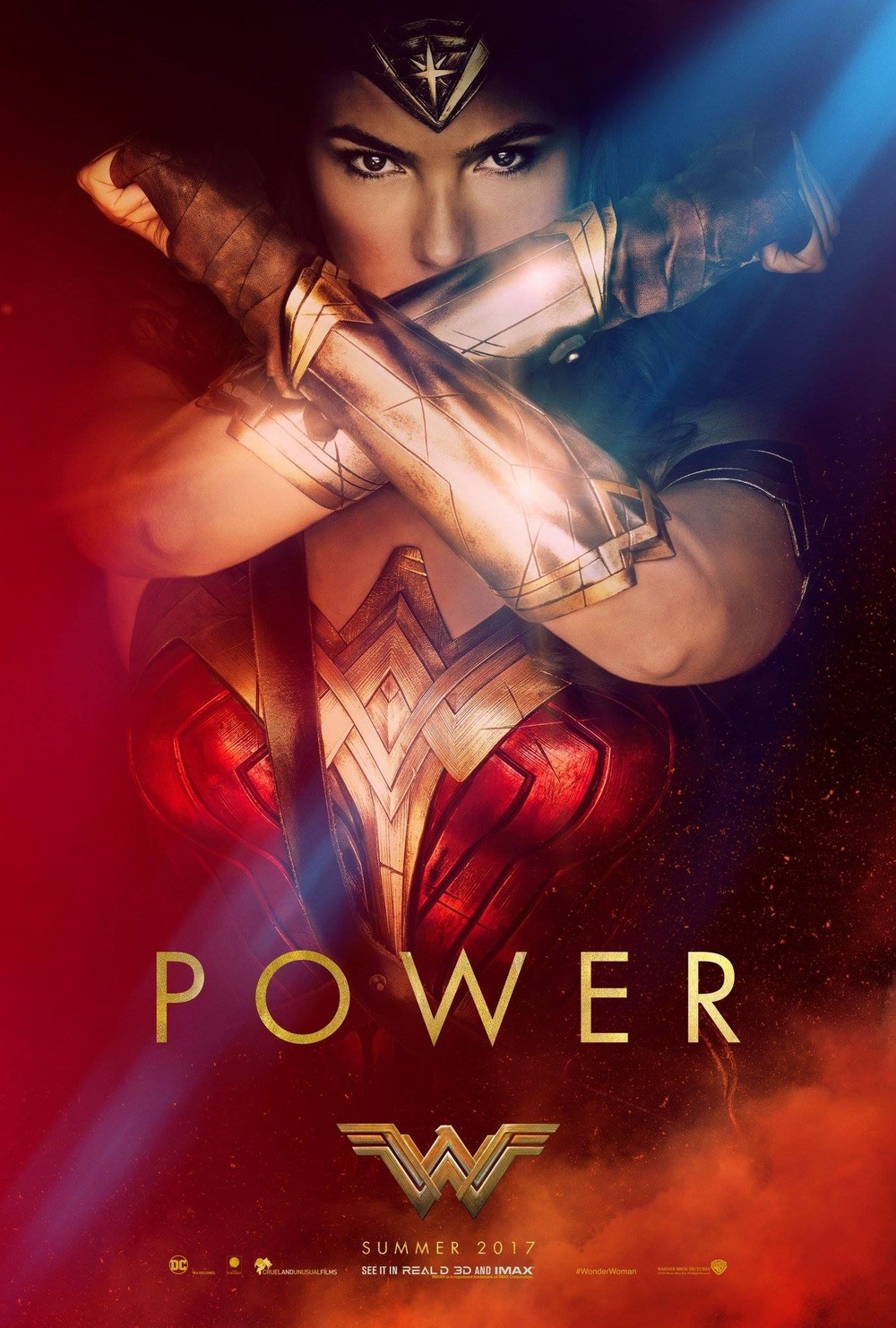 Wonder woman release date in Sydney