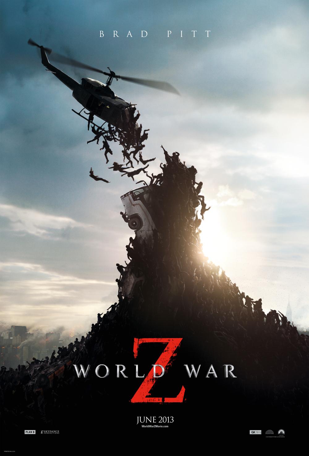 World War Z Netflix