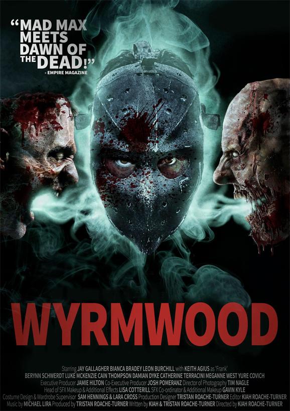 Wyrmwood: Road of the Dead DVD Release Date | Redbox ...