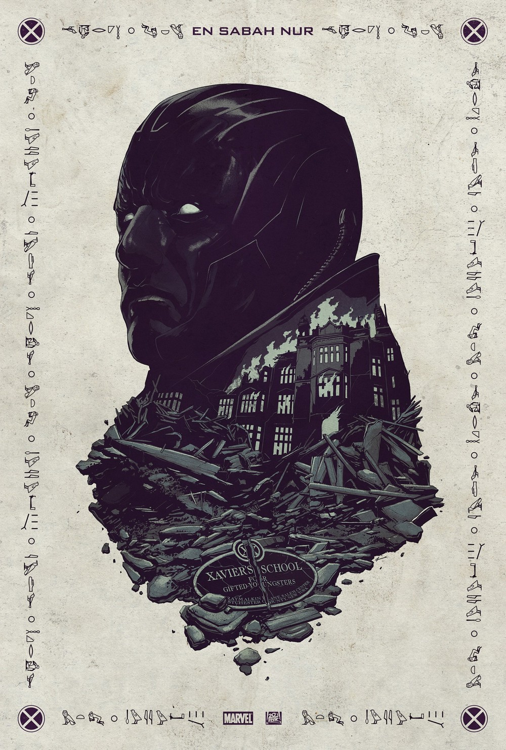 The X-MEN: APOCALYPSE Poster Unveiled, Trailer Release Date Announced