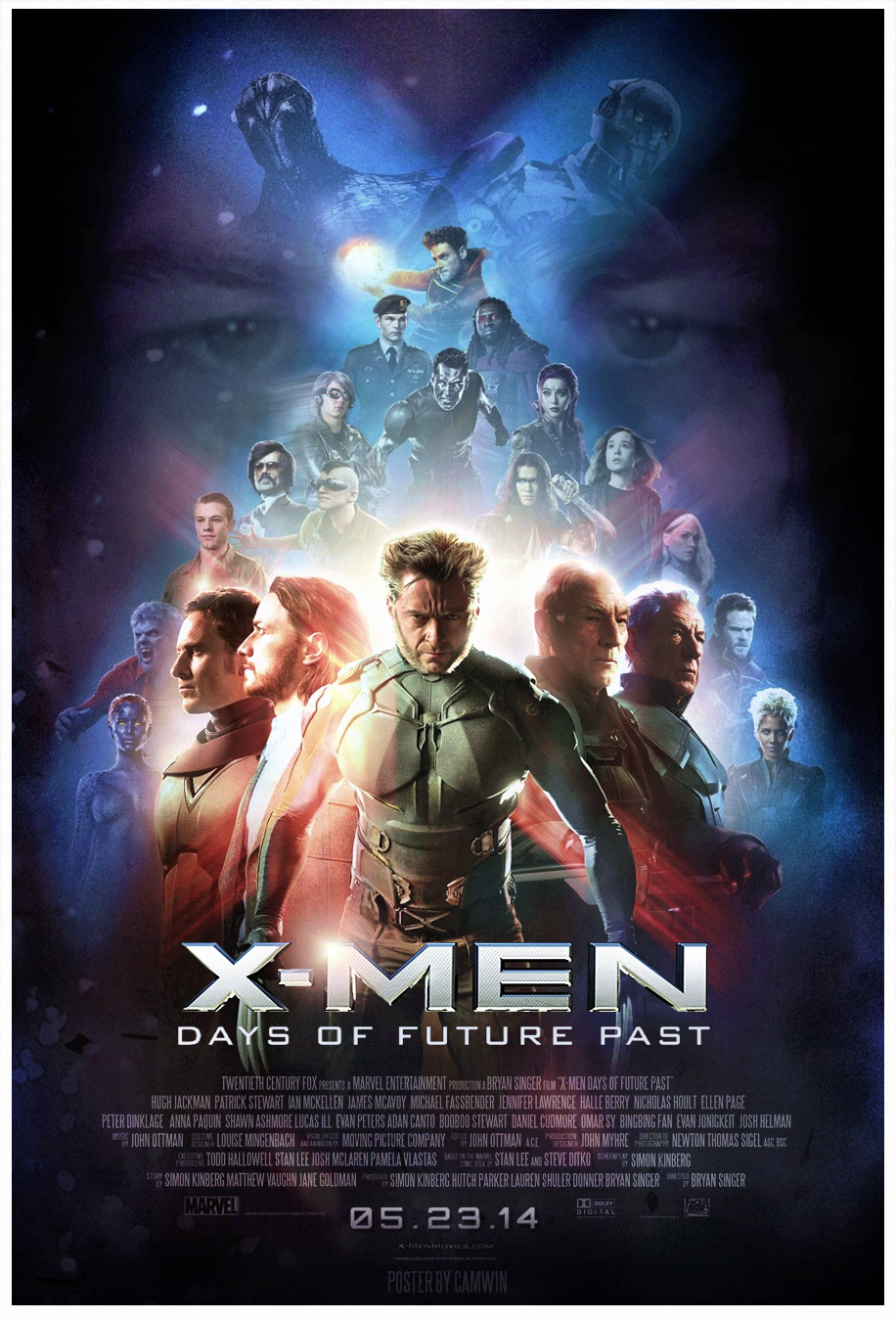 Watch X-Men: Days of Future Past | Full Movie | Disney+